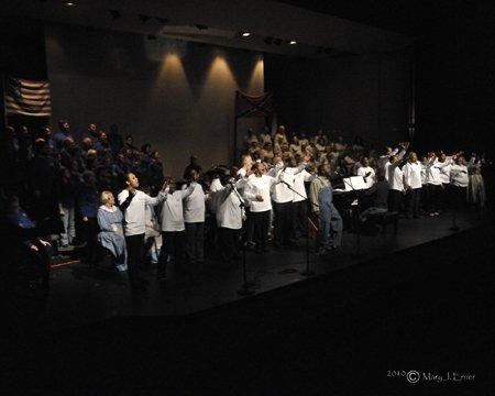 New Life Baptist Chuch Choir