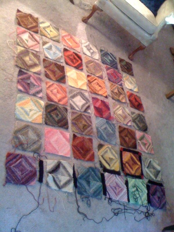 Squares complete