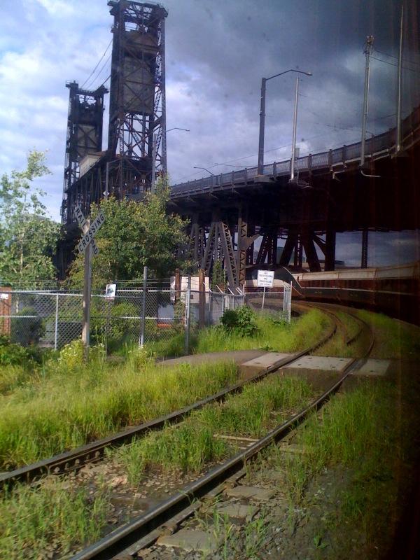 Train ride 6